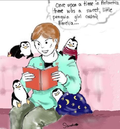 Bedtime Story:)