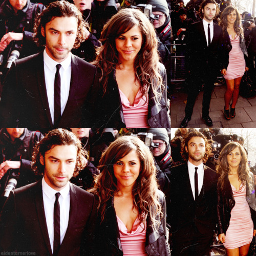 Being Human (Aidan Turner + Lenora Crichlow) Love Them In Real Life 2 100% Real :) x