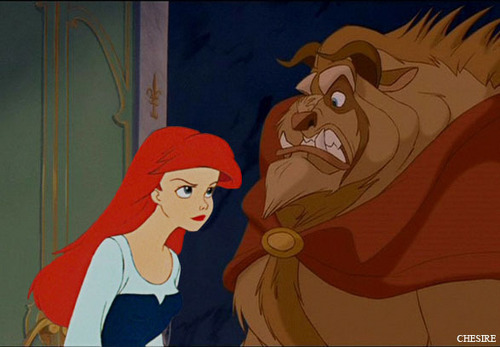 Ariel/Beast