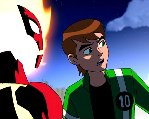 Ben 10: Alien Force wallpaper with anime titled Ben 10 Alien Force [Episode 3: Everybody Talks About the Weather]