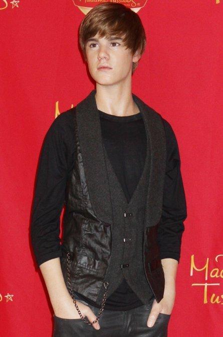 bieber wax. Bieber wax figure