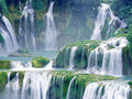 Breathtaking waterfalls - god-the-creator photo