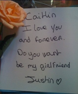 Caitlin amor you!!!<