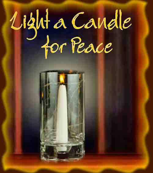 Candle of Peace