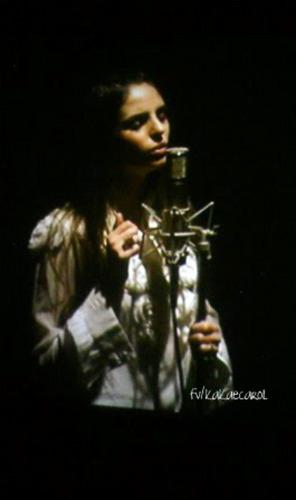 Carol singing:D