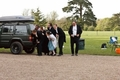 Cast while filming series 1 - downton-abbey photo