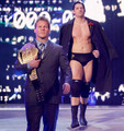 Chris Jericho &amp; Wade Barrett  - chris-jericho photo