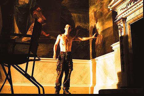 Cillian Murphy As Jim In 28 Days Later - Cillian Murphy ...