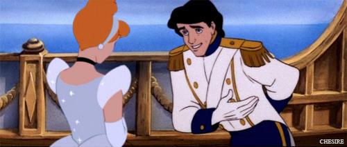 Cinderella/Eric