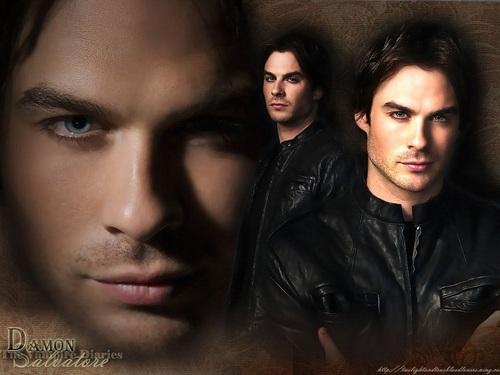 Damon Salvatore ✯