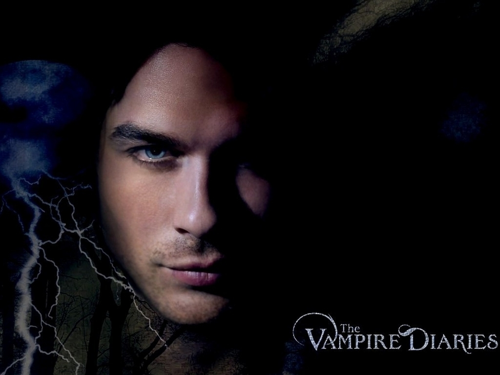 ian somerhalder damon vampire - photo #43