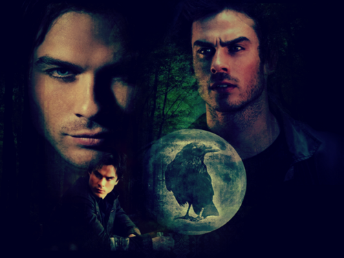 Damon Salvatore پیپر وال called Damon Salvatore ✯