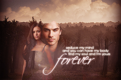 Damon and Elena: Forever