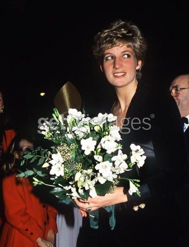 Diana In Mayfair
