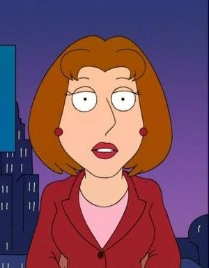 Family Guy Hintergrund containing Anime called Diane Simmons