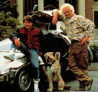 Doc, Marty and Einie