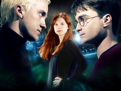 Draco/Ginny/Harry