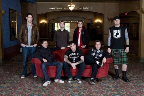 Dropkick Murphys - 2008