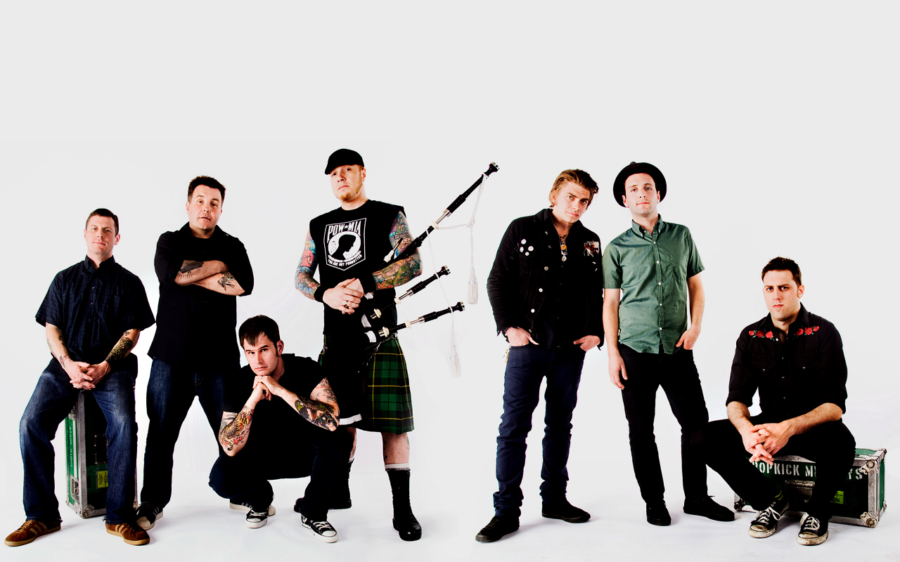 DROPKICK MURPHYS - 2008 - DROPKICK MURPHYS Wallpaper (20121050 ...