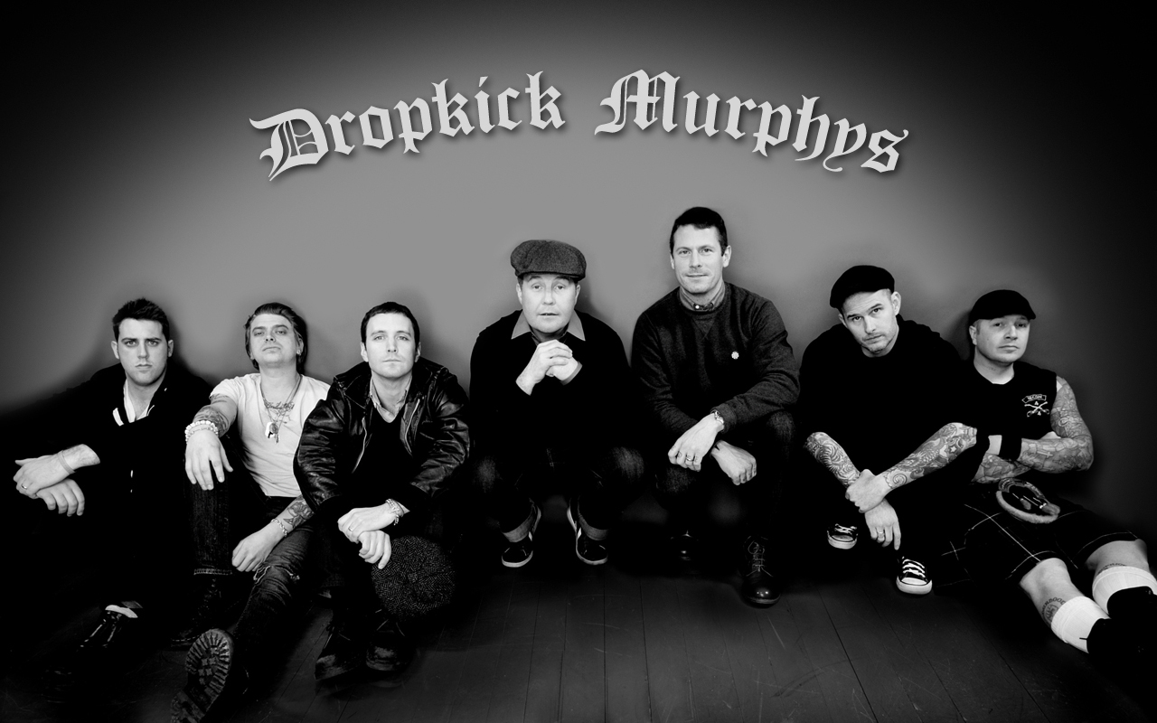 DROPKICK MURPHYS - 2011 - DROPKICK MURPHYS Wallpaper (20121056 ...