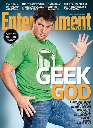 EW Scan: Nathan Fillion