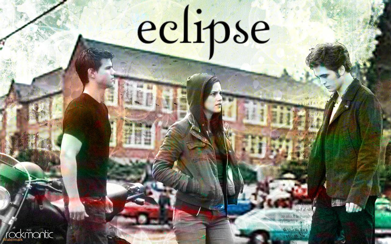 Eclipse - twilight-series wallpaper
