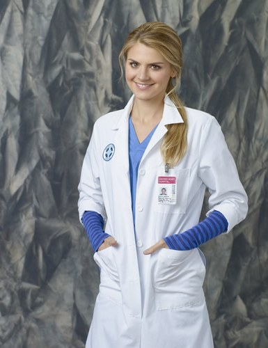Eliza coupé, coupe as Dr Denise Mahoney ~ Season 9 Promotional Photoshoot