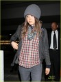 Ellen Page Lands In Los Angeles - ellen-page photo