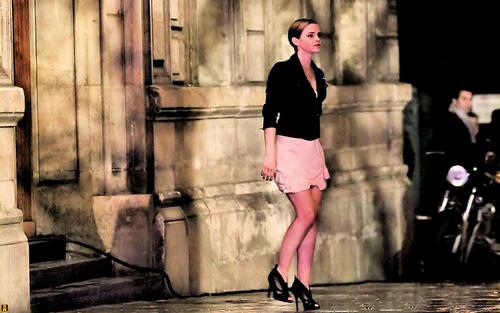 Emma Watson (Lancome) 壁紙