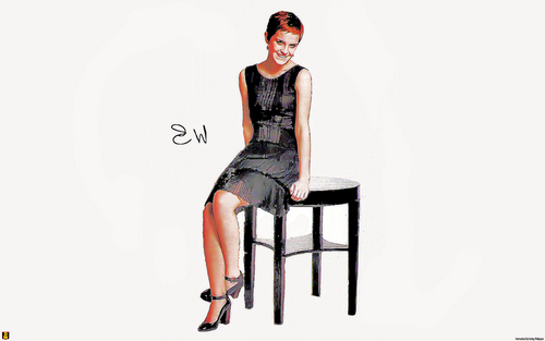 Emma Watson (Lo Donna) Art wallpaper