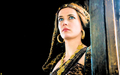 Eva Green (Morgana) Wallpaper