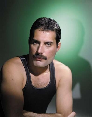 Freddie Mercury(Queen)