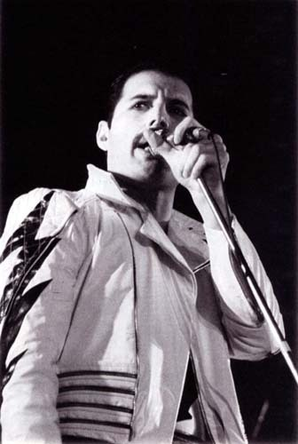 queen fondo de pantalla called Freddie Mercury(Queen)