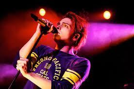 GERARD WAY LIVE AT NEWCASTLE