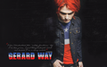 GERARD WAY - gerard-way wallpaper