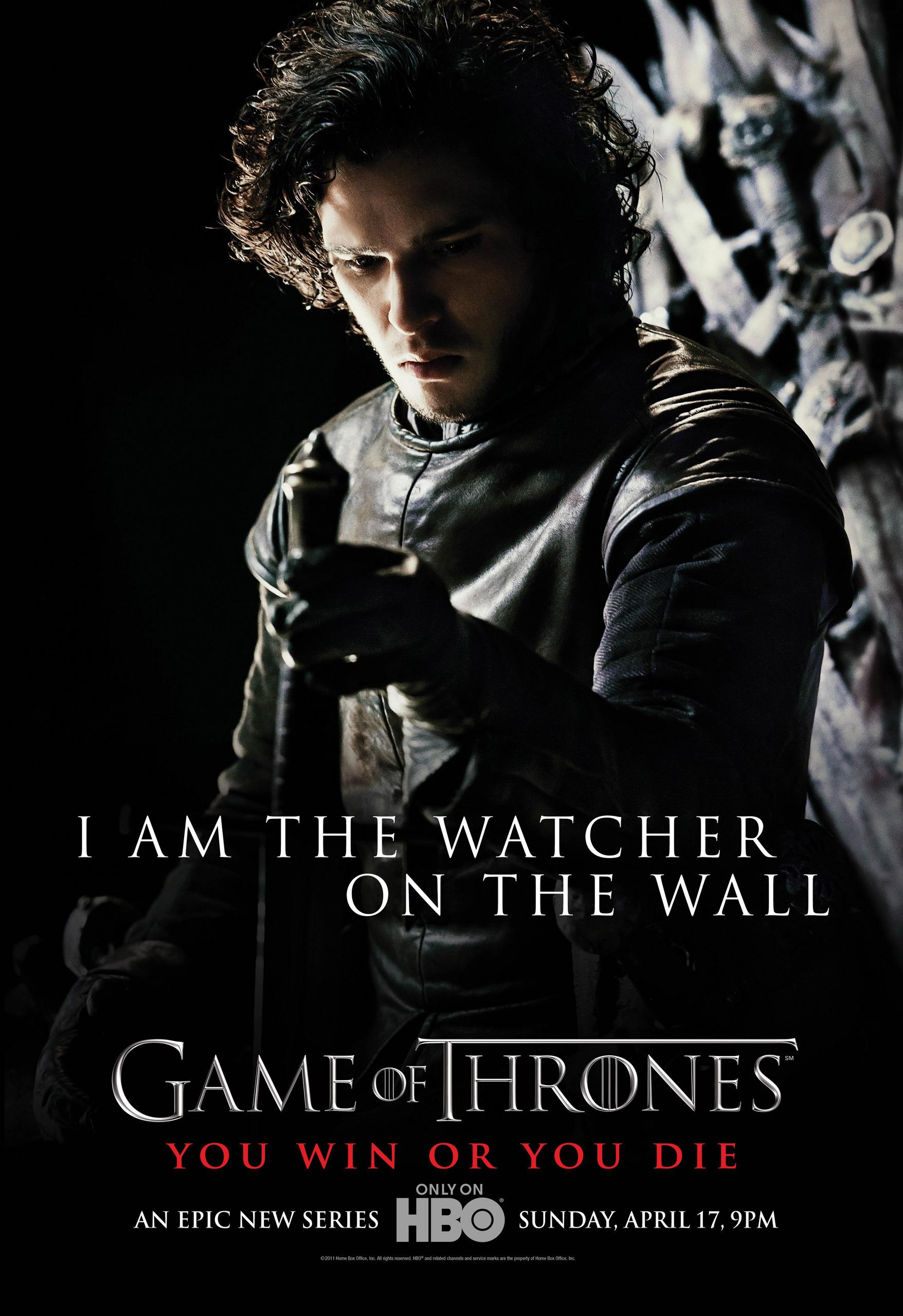 GOT Posters - Jon