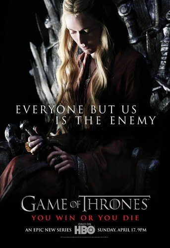 GOT Posters - Cersei