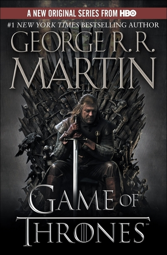 Game of Thrones Tie-in Cover