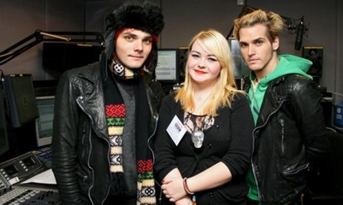 Gee and Mikey