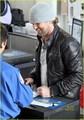 Gerard Butler Takes Flight at LAX