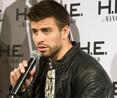 Gerard Piqué: I Amore Shakira and we were friends, but so 5 years ago!