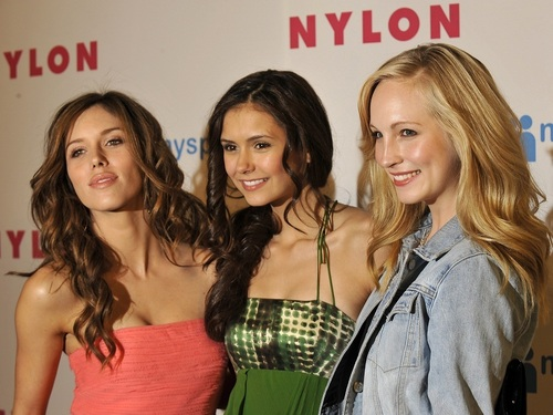 Girls of The Vampire Diaries ❤