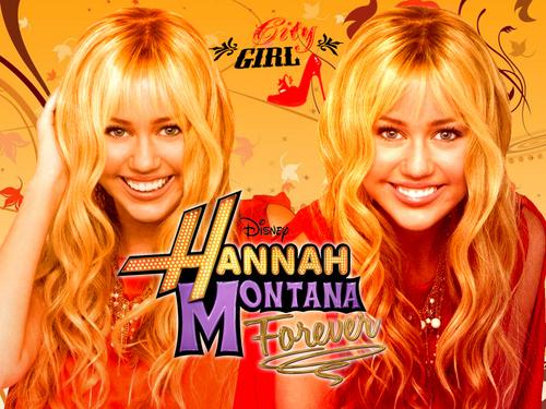 Hannah Montana Forever Exclusive Disney fonds d'écran par dj!!!
