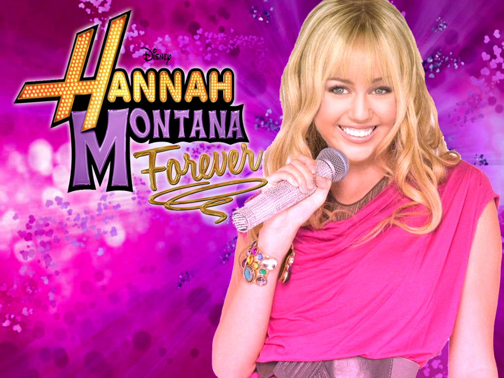 download this Hannah Montana Forever picture