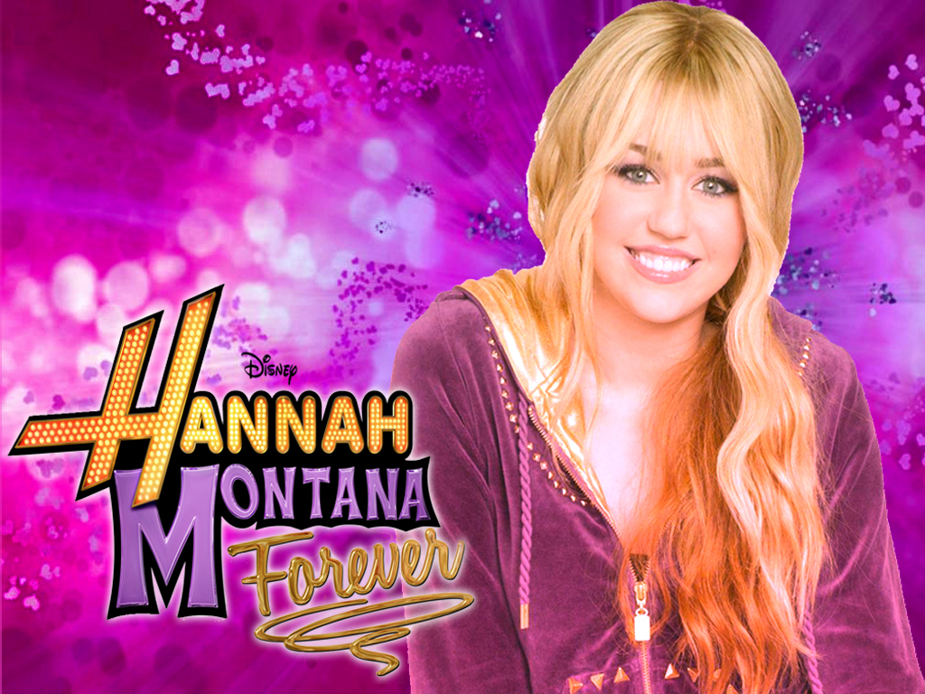 Hannah Montana Forever pic by