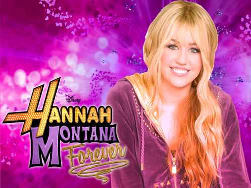 Hannah Montana Forever pic par Pearl :D
