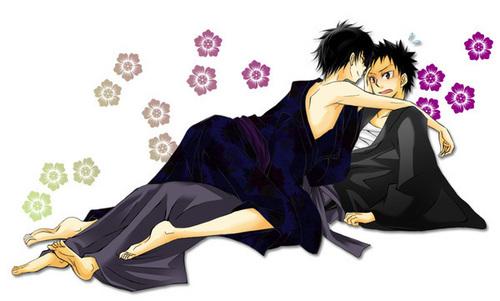 Hibari and Yamamoto