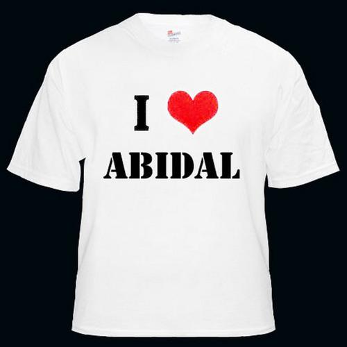 I l'amour Abidal