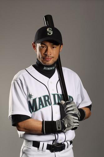 Ichiro Suzuki 2011 fotografia dia SEA