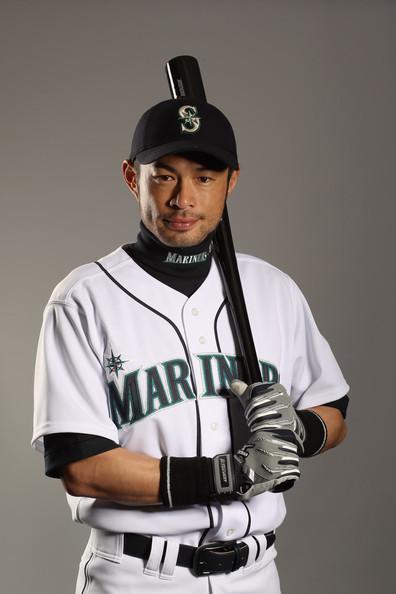 Ichiro Suzuki 2011 Photo Day SEA